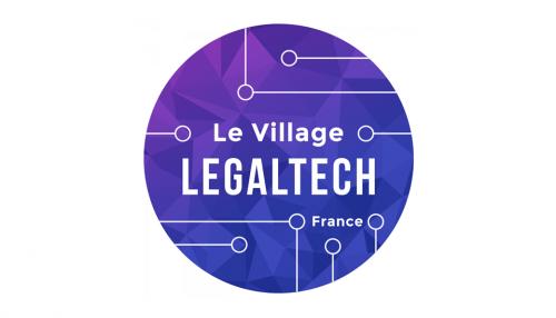 À la rencontre des juristes au Village de la Legaltech 2019...